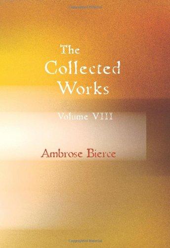 Die gesammelten Werke von Ambrose Bierce