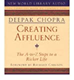 img - for Creating Affluence: Wealth Consciousness in the Field of All Possibilities (CD-Audio) - Common book / textbook / text book