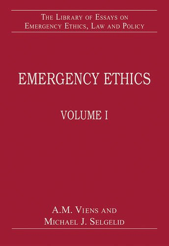 the library of essays on emergency ethics law and policy Read the full-text online edition of essays on political morality  he examines our obligation to obey the law  over half of my output is now on applied ethics.
