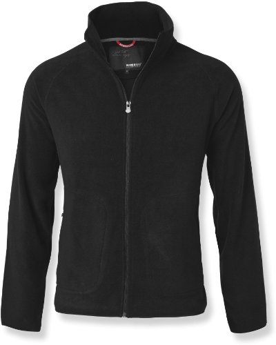 Nimbus Mens Utica Microfleece Jacket Black L