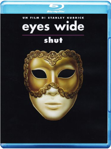 Eyes wide shut (versione rimasterizzata) [Blu-ray] [IT Import]