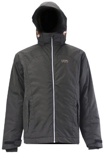 2117 of Sweden Lappland Jacket Black Sz M