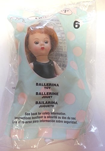 McDonalds Happy Meal Toy - Madame Alexander - Ballerina #6