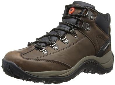 Merrell Unisex-Adult Hikepoint Mid Trekking and Hiking Boots J100001C Espresso 8 UK, 42 EU