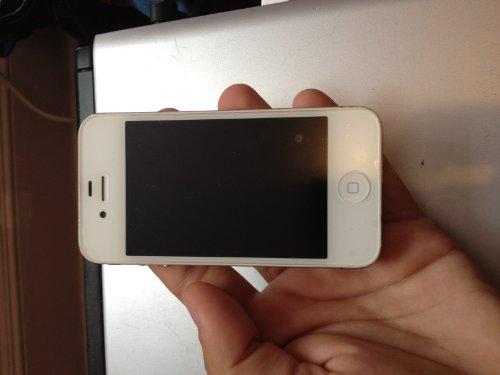 Apple iPhone 4 8GB - White - AT&T