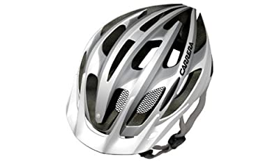 Carrera Joy Womens MTB Helmet - White/Purple by Carrera Helmets