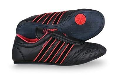 new adidas sm ii ls martial arts trainers black size