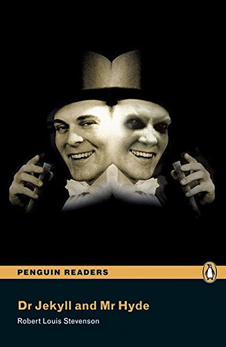 Penguin Readers 3: Dr Jekyll and Mr Hyde Book & MP3 Pack (Pearson English Graded Readers)