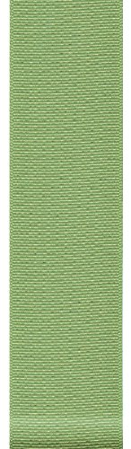 Offray Grosgrain Craft Ribbon, 7/8-Inch Wide by 100-Yard Spool, Spring Moss