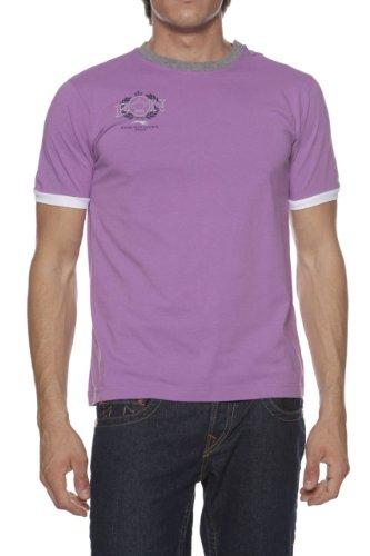 Etiqueta Negra T Shirt LORCA Color Violet Size XS