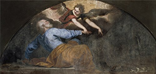 'Cano Alonso San Pedro Liberado Por El Angel 1652 57 ' Oil Painting, 16 X 34 Inch / 41 X 85 Cm ,printed On Polyster Canvas ,this High Definition Art Decorative Canvas Prints Is Perfectly Suitalbe For Dining Room Gallery Art And Home Decor And Gifts