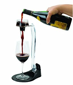 Oster FPSTBW0015 Wine Aerator with Stand and Accessories