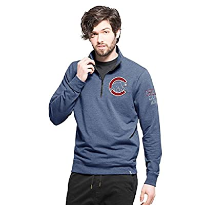 MLB Men's '47 Forward Peak 1/4-Zip Pullover