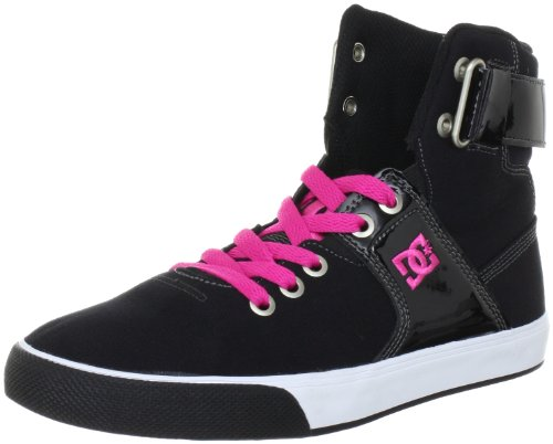 DC Shoes DC Shoes - Schuhe - GRADUATE TX - D0320050-0LDD - green Trainers Womens Black Schwarz (BZP BLACK/CRAZY BZPD) Size: 7 (41 EU)