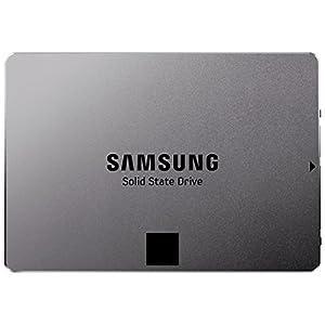 Beste 500 GB SSDs: Samsung MZ-7TE500BW Serie 840 EVO Basic