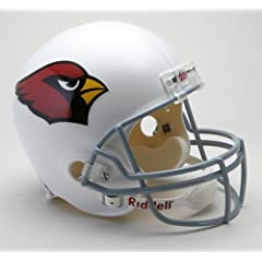 Victory Collectibles 30529 Rfr Arizona - Cardinals Full Size Replica Helmet by Victory Collectibles