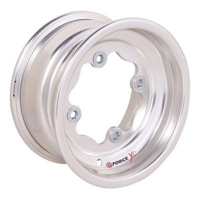 4/156 G-Force XC Aluminum Wheel 10X5 3.0 + 2.0 Polished E-TON KTM POLARIS YAMAHA
