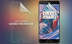 Original Nillkin Matte ANTI-GLARE Screen Guard / Scratch Protector for OnePlus 3 Three