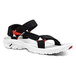 Teva Hurrican XLT Men\'s Sandals Black/Red, 9