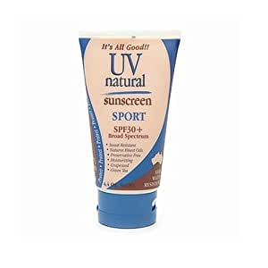UV Natural Sport Sunscreen SPF 30+, 4.4oz