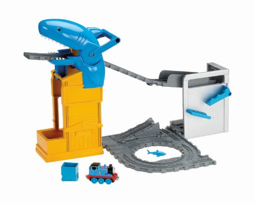 Thomas the Train: Take -n-Play Shark Exhibit