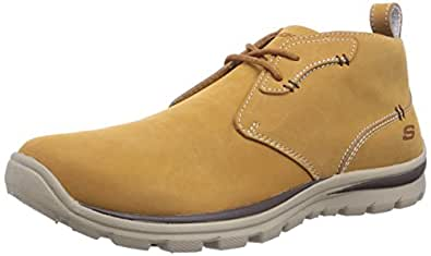Skechers Superior - Keller Boot Wheat Size 8