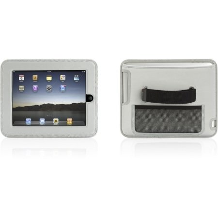 Griffin iPad Cinema Seat Car Headrest Video Case (Gray)