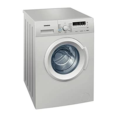 Siemens WM10B26SIN Front-loading Washing Machine (6 Kg, Silver)