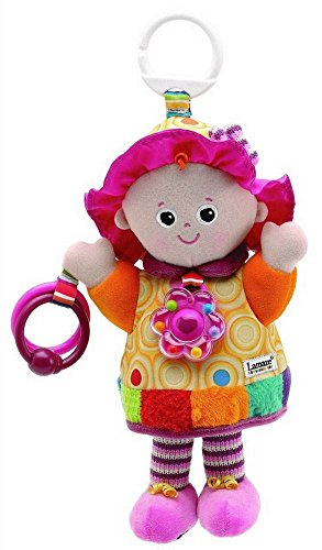 Play & Grow My Friend Emily Doll Take Along Toy Early Development Toy Baby Rattle Children Toy Product front-1035570