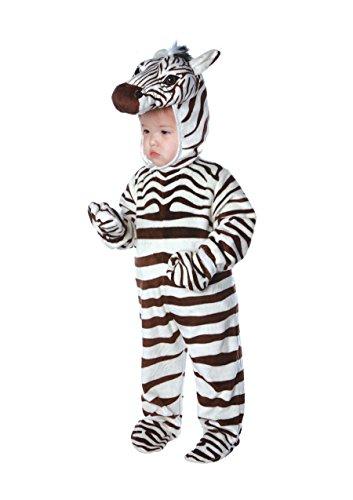Underwraps Baby's Zebra