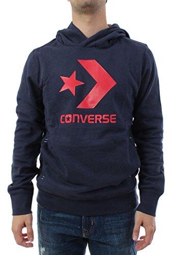 Converse -  Felpa  - Uomo blu s