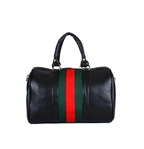 Coco*Store Fashion Leather Women Shopper Shoulder Handbag Messenger Crossbody Tote Bag