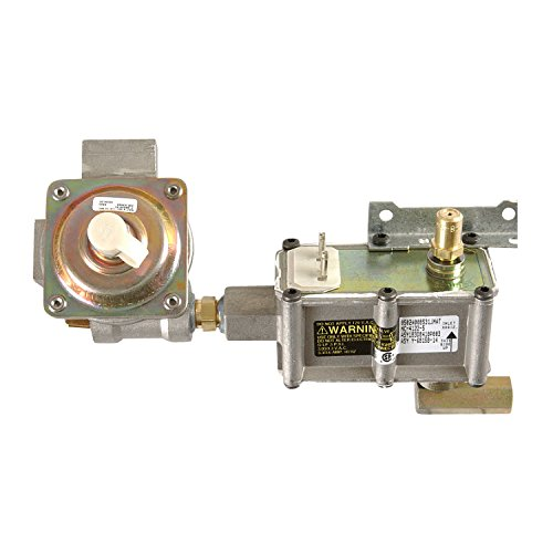 WB19K10041 Kenmore Range Gas Valve Regulator Assembly (Sears Gas Oven Parts compare prices)