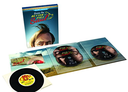 Better Call Saul: Stagione 1 - Vinyl Limited Edition (3 Blu-Ray)