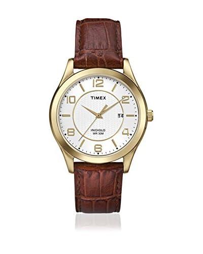 Timex Reloj con movimiento cuarzo japonés Man Style Elevated T2P449  40 mm