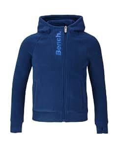 Bench Mädchen Fleecejacke Jingleheim, estate blue, 11-12, BGEK0319_BL063