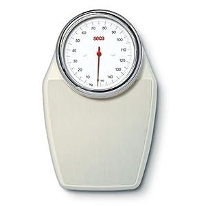Seca 760 Colorata Mechanical Bathroom Scale - Ecru