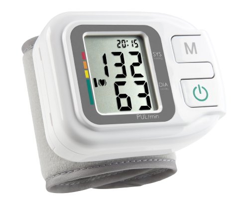 Medisana HGH 51430 Wrist Blood Pressure Monitor