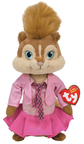 Ty Beanie Baby Brittany, Alvin and the Chipmunks - 1