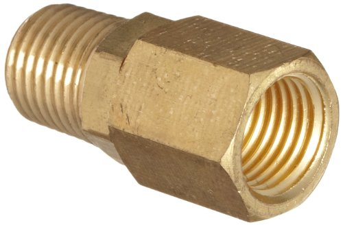 Dixon d r brass air hose fitting in line swivel