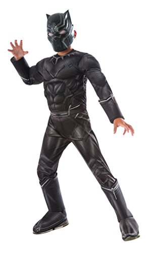Captain America: Civil War Black Panther Halloween Costume