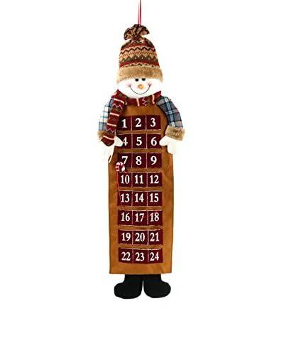 Christmas at home Adventskalender Christmas Snowman