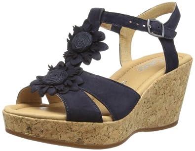 Gabor Shoes Gabor Comfort 82.843.46 Damen Clogs & Pantoletten, Blau (nightblue), EU 41 (UK 7.5) (US 10)