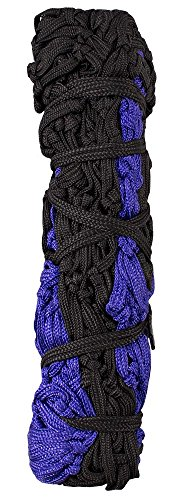 Derby Originals Superior Soft Mesh Slow Feed Hay Nets, Royal Blue/Black Trim, 42