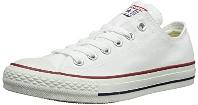 Converse Allstar Unisex Core Ox Canvas Optical Optical White M7652 10 UK