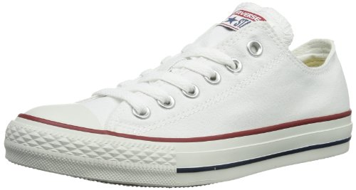 Converse AS OX CAN OPTIC. WHT Low Unisex-Adult White Size: 54 EU