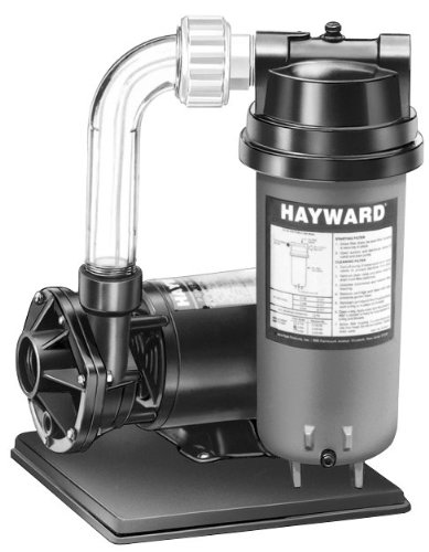 Hayward C2251540LSS Micro Star Clear Pool Filter System