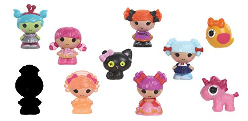 Lalaloopsy Tinies Style 3 Doll (10-Pack) - 1