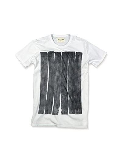 Vestige Men's Planks Crewneck Tee