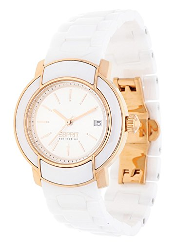 Esprit Collection EL101882F03 Arethusa Rosegold White Ladies Watch
